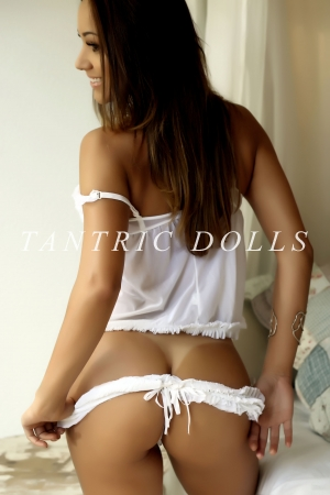 Back view profile picture of Lily from Tantric Dolls